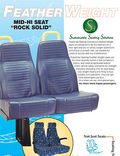 Feather Weight Seats